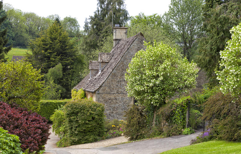 Old home hidden in rural valley among cottage gardens stock photo download old home hidden in rural valley among cottage gardens stock photo image of workwithnaturefo