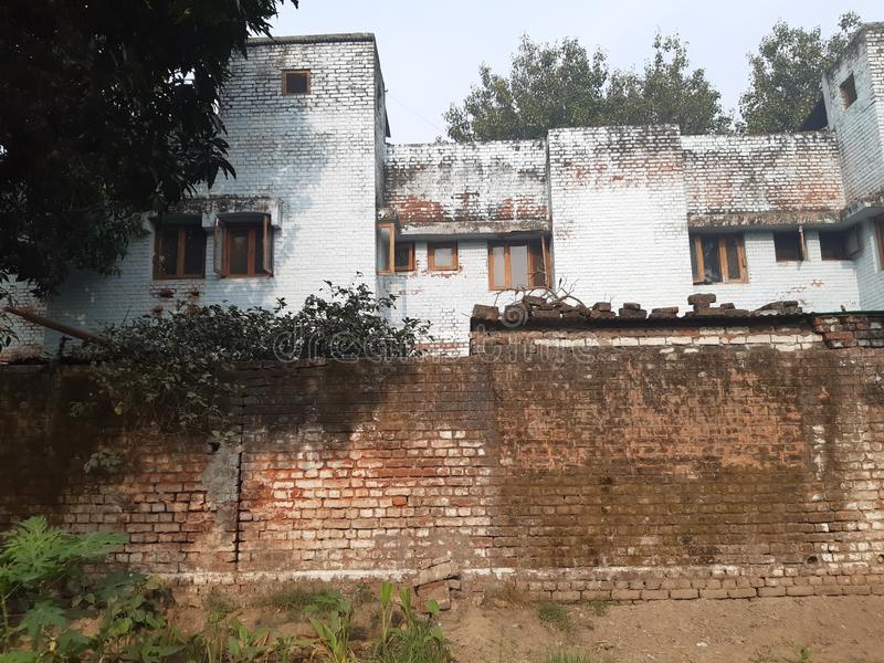 Old Home in madhuban india. Old Home in madhuban,Karnal ,Haryana india stock images