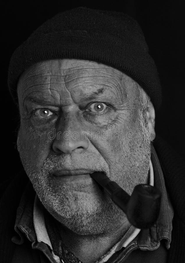 Download Old Homeless Man Royalty Free Stock Images - Image: 18009509
