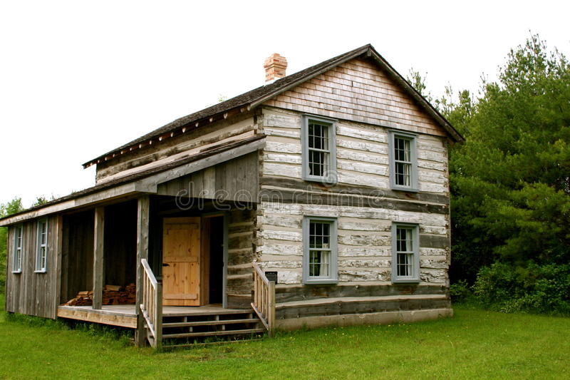 Download Old house stock image. Image of rural, dark, home, rustic - 11613569