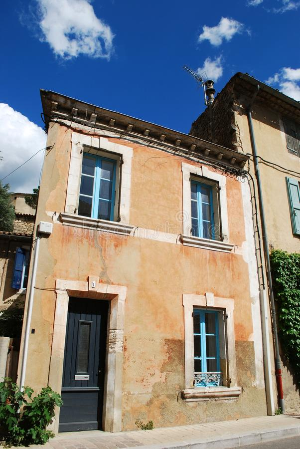 Old House, France Royalty Free Stock Photography