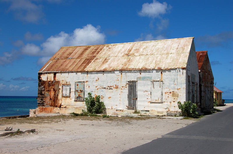 Download Old House In Grand Turk Royalty Free Stock Photos - Image: 12387528
