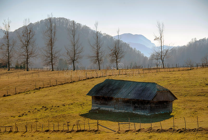 Download Old house stock image. Image of land, cobble, romania - 34922151