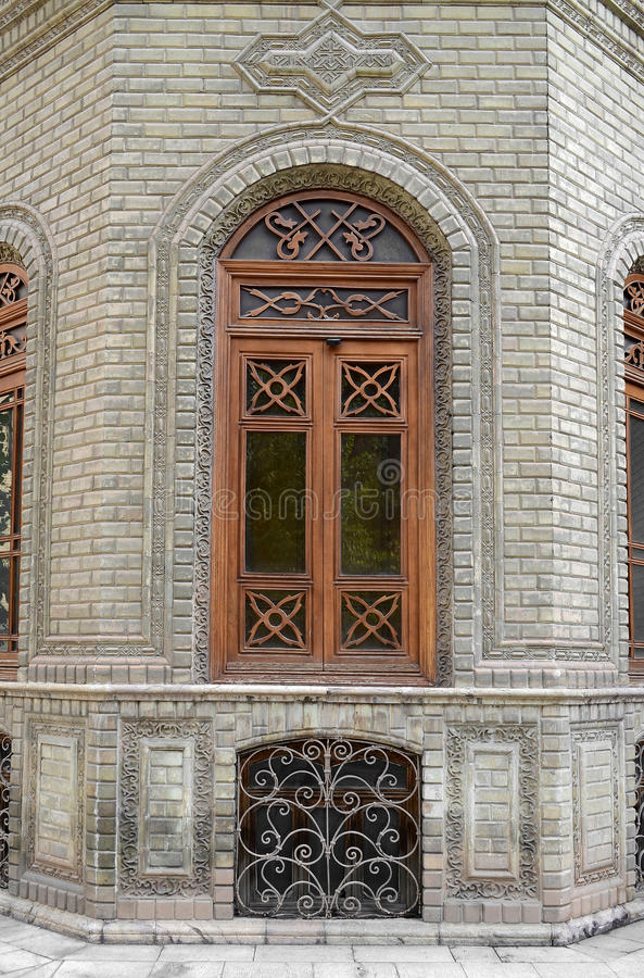 Download Old house window stock photo. Image of outdoor, brick - 28253592