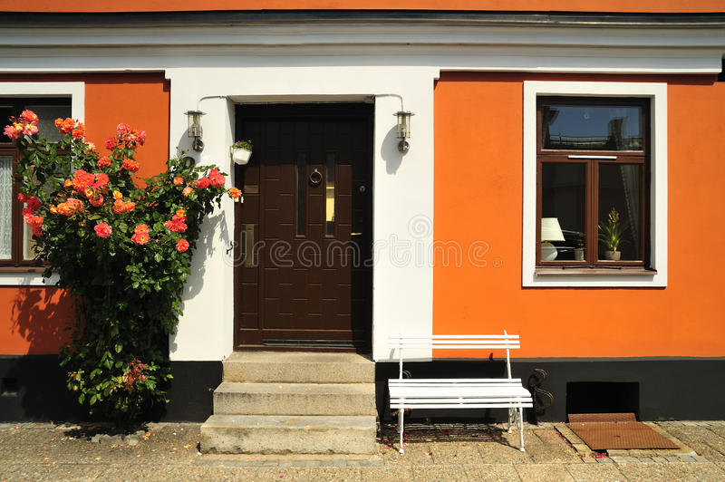 Download Old Houses stock photo. Image of suburb, culture, outdoors - 24595544