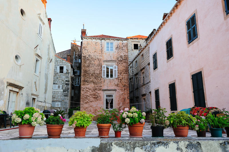 Download Old Houses Of Dubrovnik Royalty Free Stock Photo - Image: 20759595