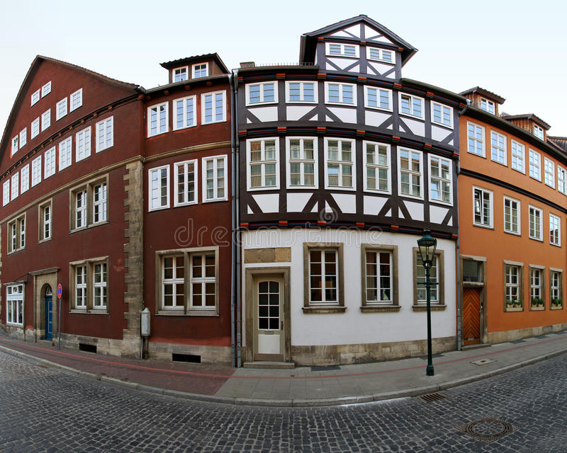 Download Old houses Hannover stock photo. Image of saxony, hannover - 20596346