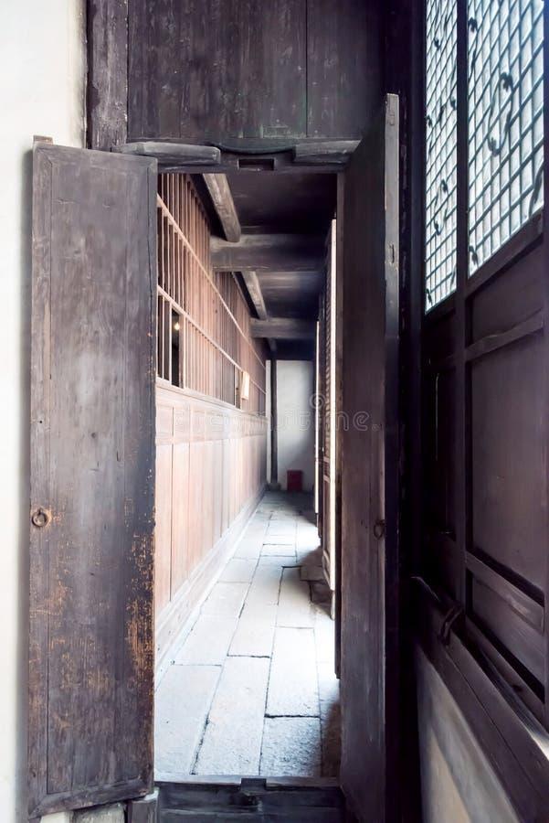 Free Old Huiyuan Pawnshop Indoor Stock Photography - 71395792