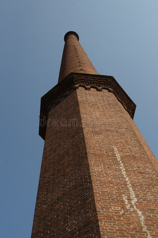 Free Old Industrial Tower Royalty Free Stock Photo - 6549535