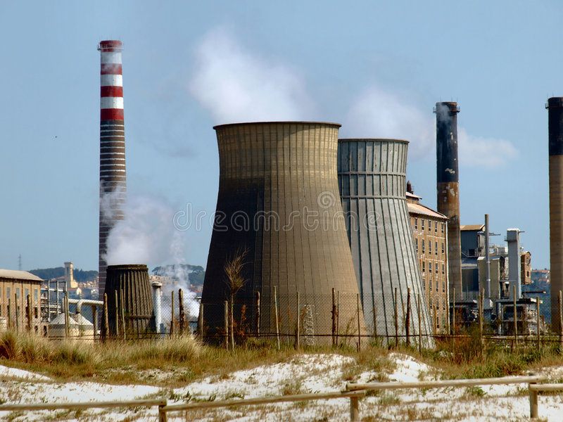 Download Old industry stock image. Image of beach, industry, fenches - 8922673