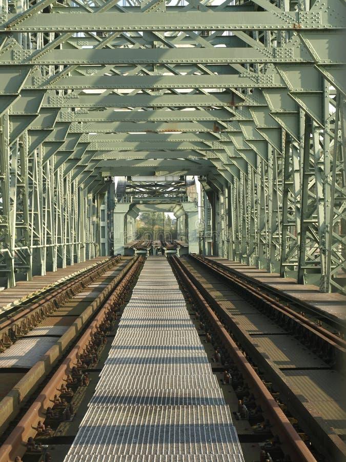 Download Old Iron Bridge stock photo. Image of rust, industrial - 17655218