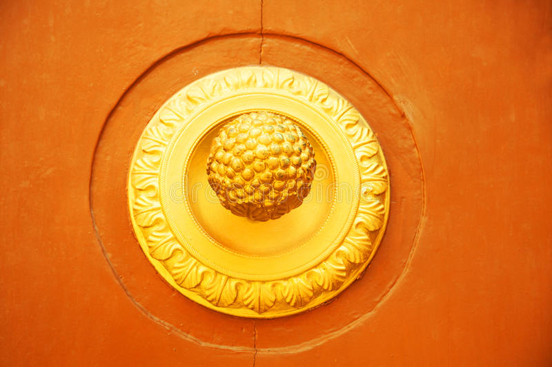 Download Old Italian Door Knocker Stock Photo - Image: 28276510