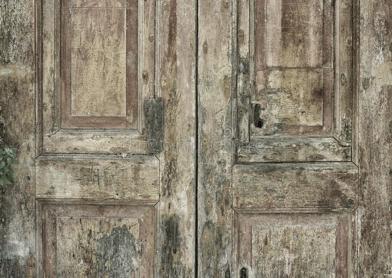 Download Old Italian door stock photo. Image of abstract, traditional - 30336762