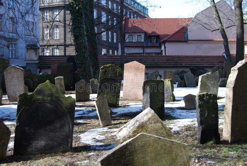 Download Old Jewish Cemetery, Prague Stock Photo - Image: 18035320