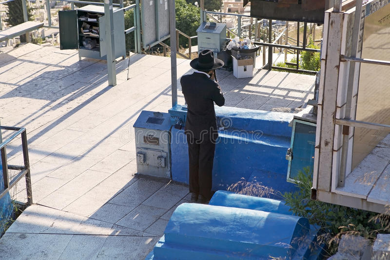 Download Old Jewish cemetery editorial stock image. Image of israel - 32721019