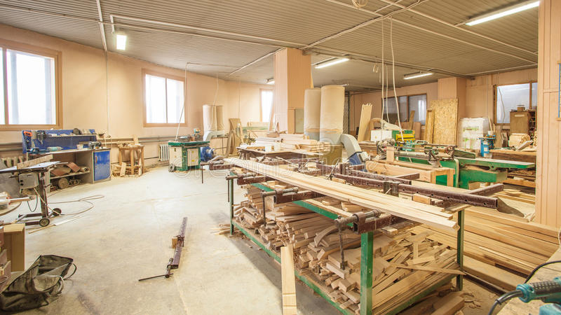 Old joinery no people stock photography