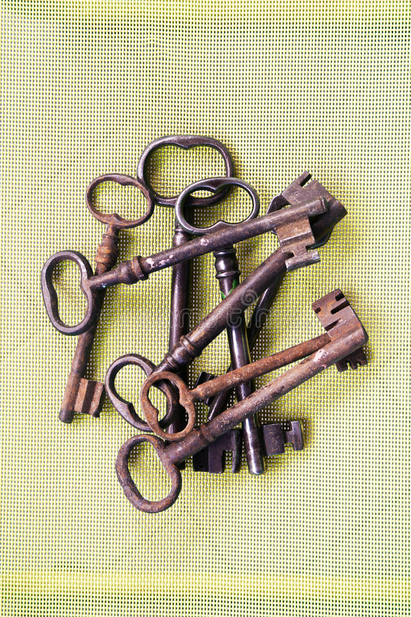 Free Old Keys Stock Photos - 17871843