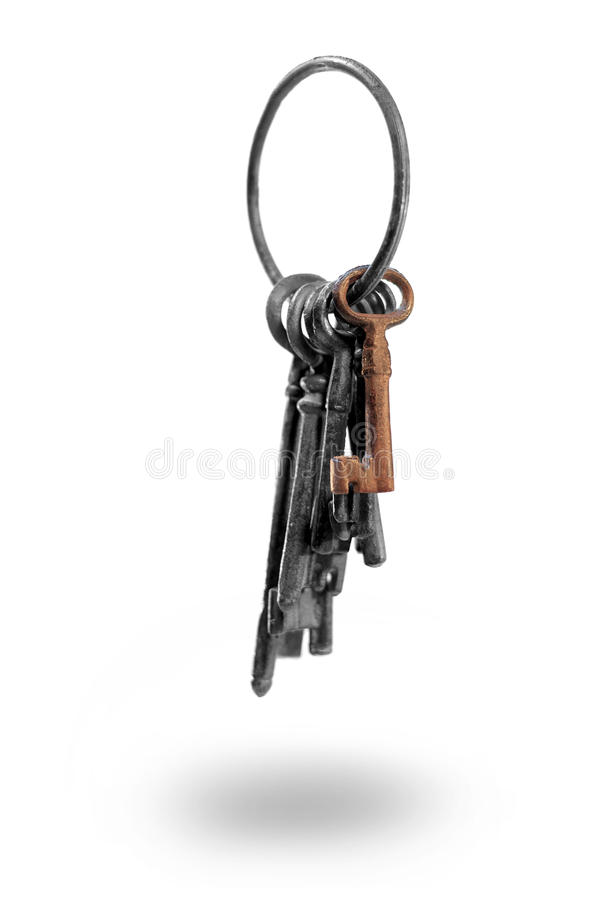 Download Old keys stock photo. Image of retro, blurred, concept - 33604212