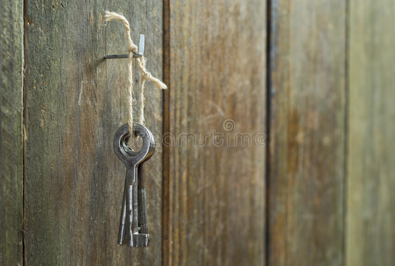 Download Old keys stock image. Image of twine, tenterhook, string - 36819741
