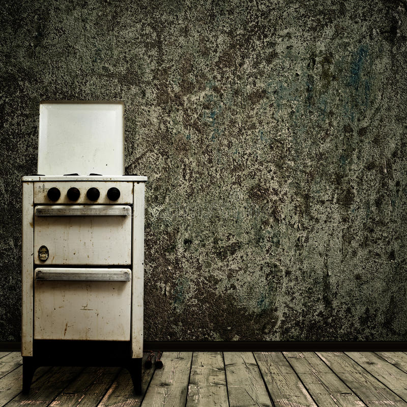 Download Old kitchen stock photo. Image of equipment, antique - 14134092