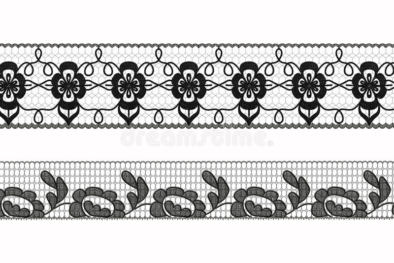 Old lace background royalty free stock photography