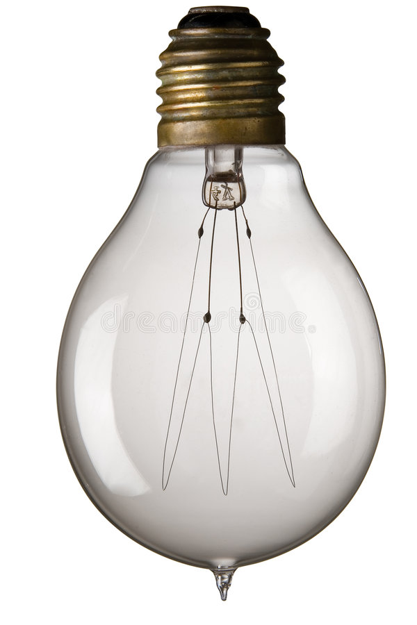 Download Old lamp stock photo. Image of electricity, idea, franklin - 2300396