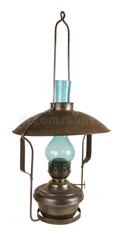 Free Old Lamp Royalty Free Stock Images - 6932139