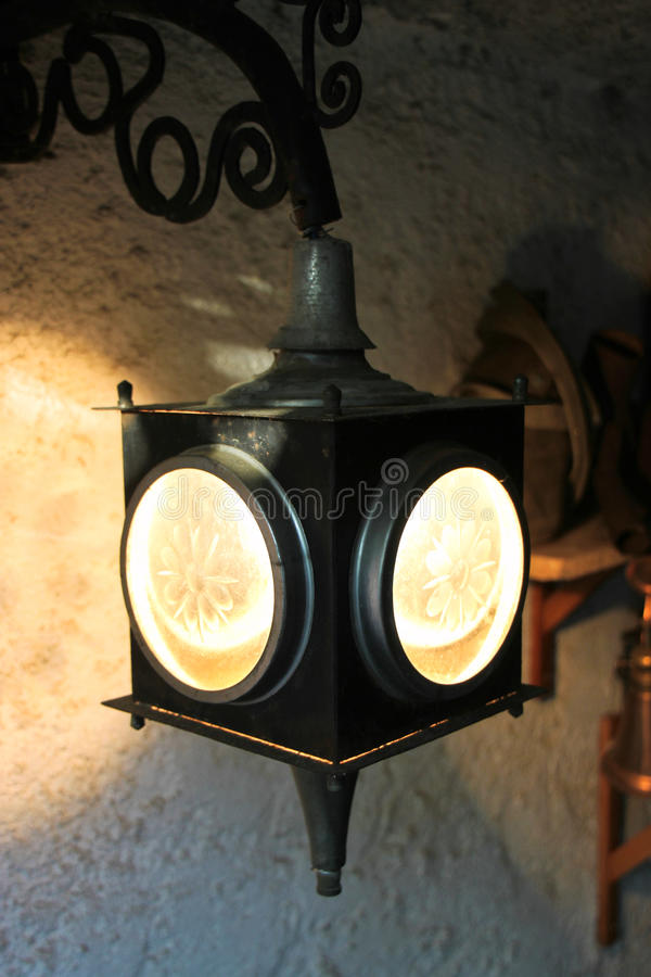 Free Old Lamp Royalty Free Stock Photography - 9788567