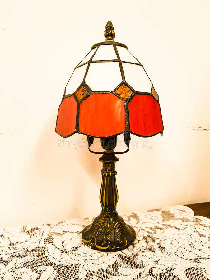 Old lamp royalty free stock photos
