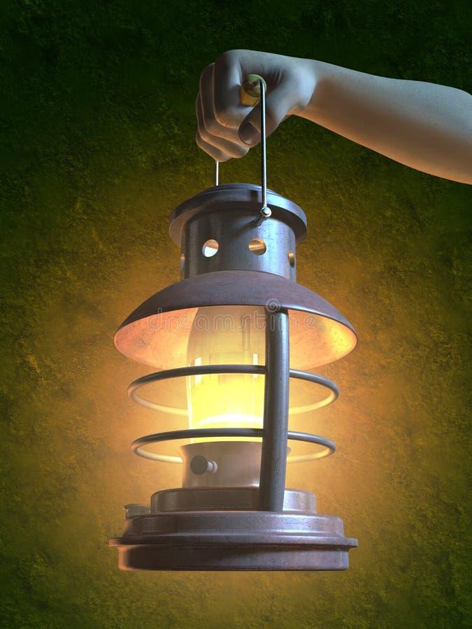 Free Old Lantern Stock Image - 16742691