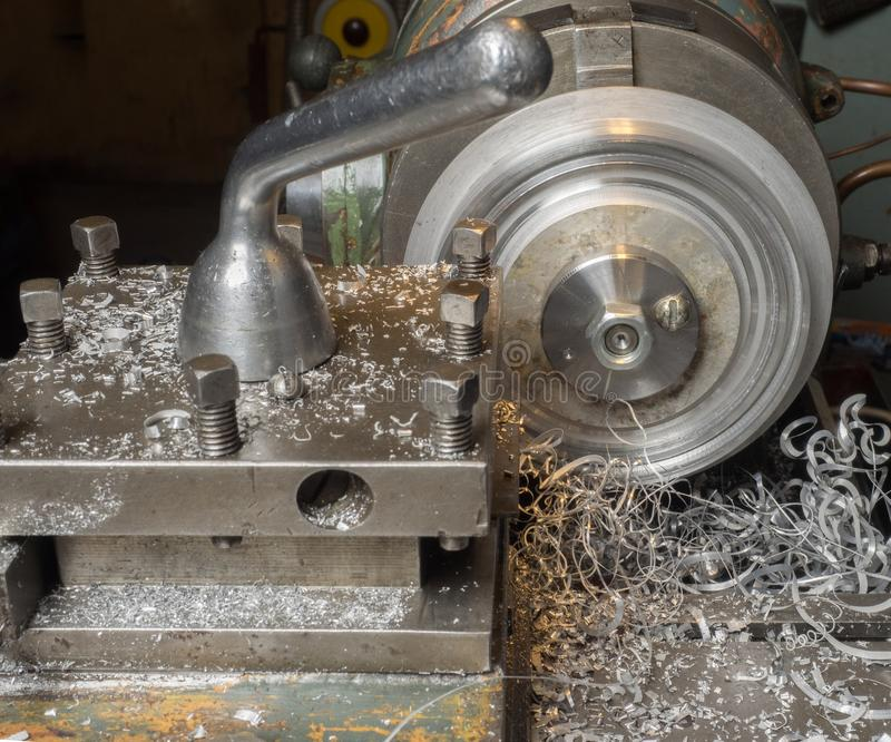 Amateur metal machinist