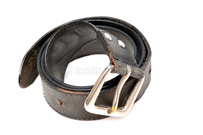 Download Old Leather Belt Royalty Free Stock Photo - Image: 9579815