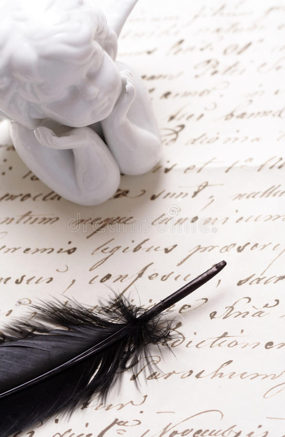 Free Old Letter Royalty Free Stock Photos - 11313008
