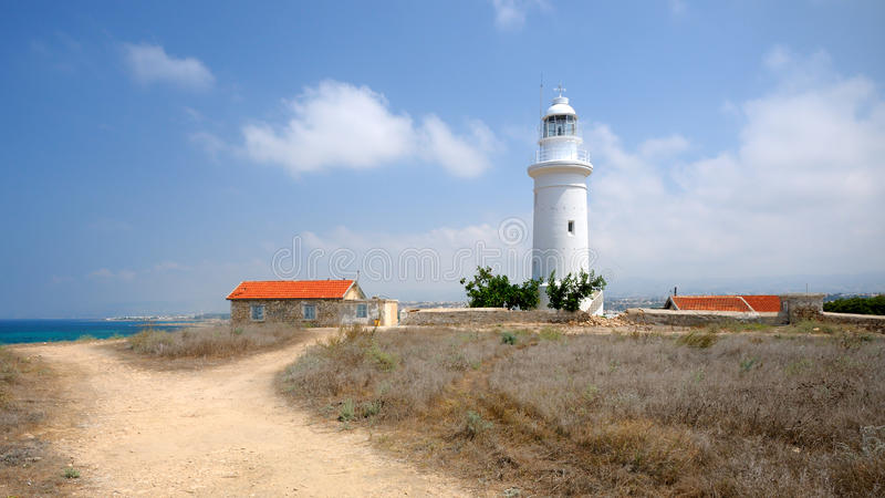 Old Lighthouse Royalty Free Stock Images