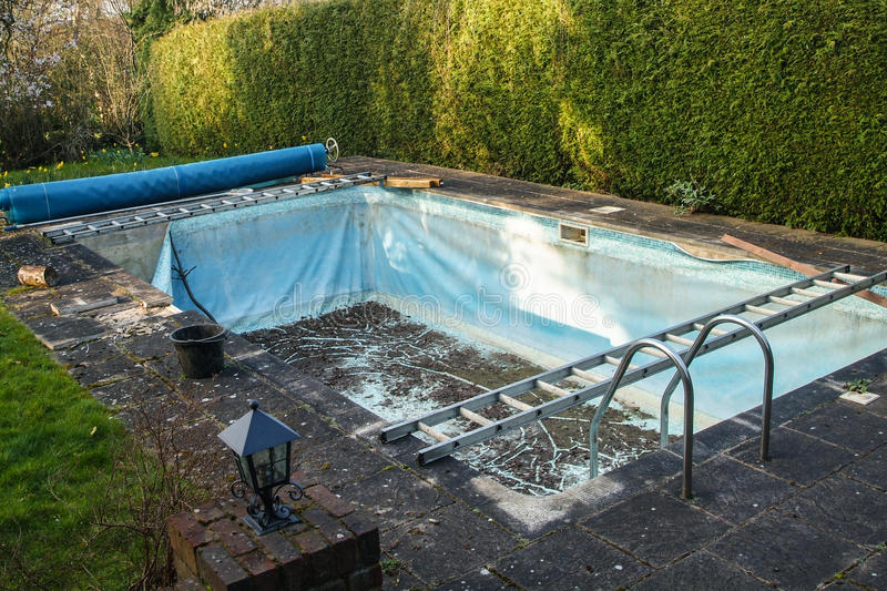 Old swimming pool liner royalty free stock images image - Get a swimming pool full of liquor ...