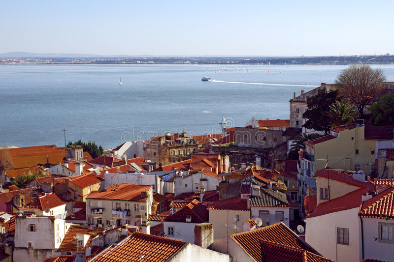 Download Old Lisbon stock photo. Image of history, city, tagus - 19070702