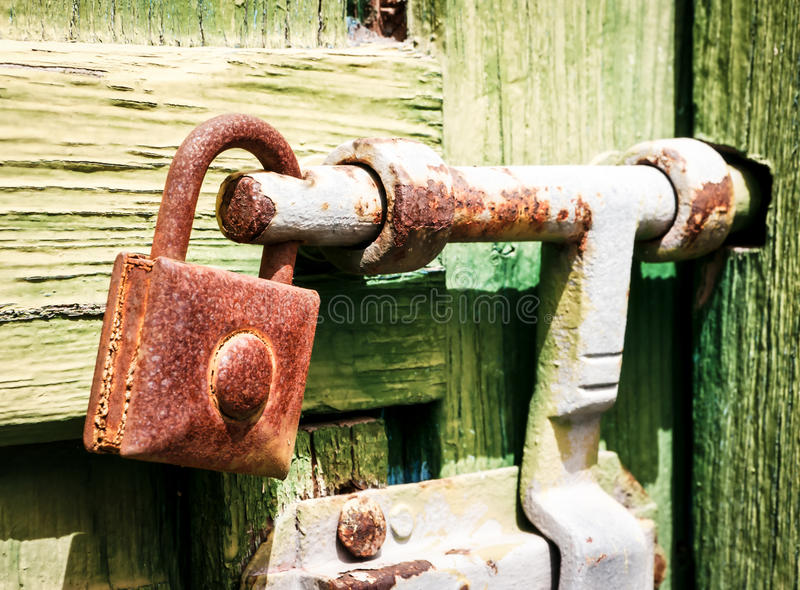 Download Old Lock Stock Photography - Image: 29011202
