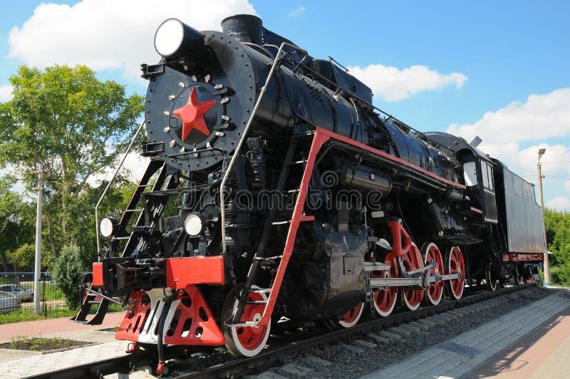 Download Old locomotive stock photo. Image of railway, locomotive - 25559304