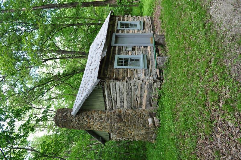 Free Old Log Cabin Stock Photo - 19557310
