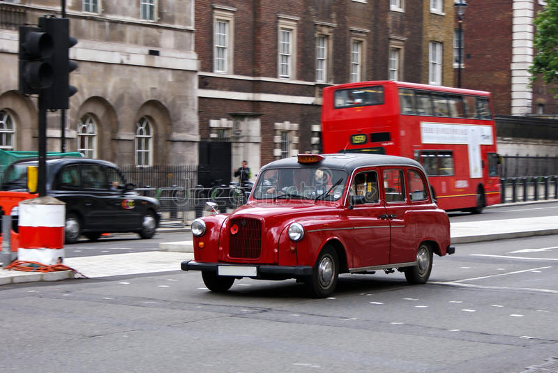 Download Old London Taxi Royalty Free Stock Photo - Image: 28555845