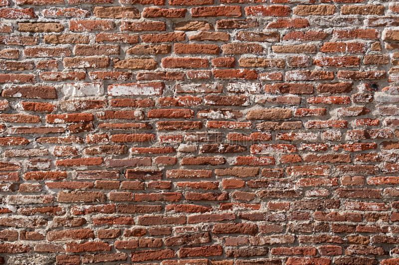 Old Long Narrow Bricks Stock Image Image 19905471