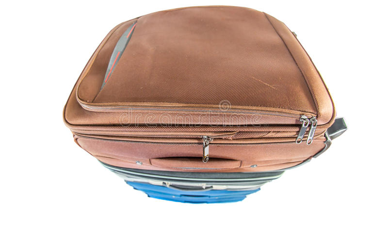 Download Old Luggage Bags V stock image. Image of departure, travel - 31925937