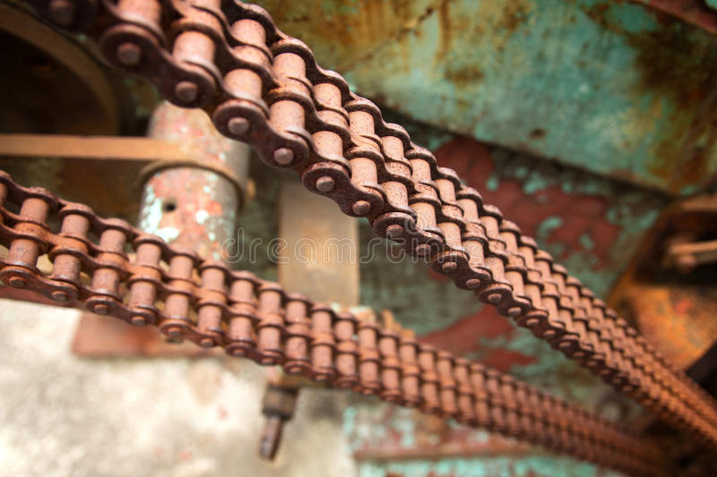 Old machine. Old metal machine background picture royalty free stock images