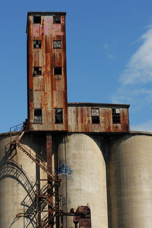 Free Old Malt Plant 10 Stock Image - 2573511