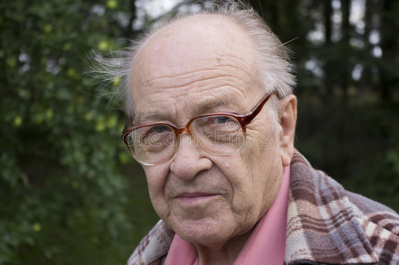 Download Old man stock photo. Image of portrait, adult, grandparent - 26640632