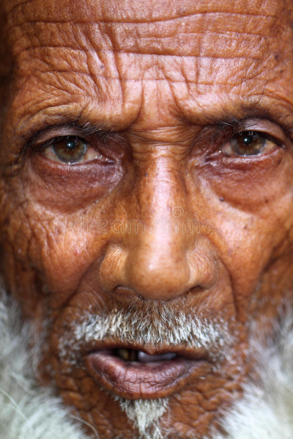 Download The old man editorial image. Image of south, native, male - 27651225