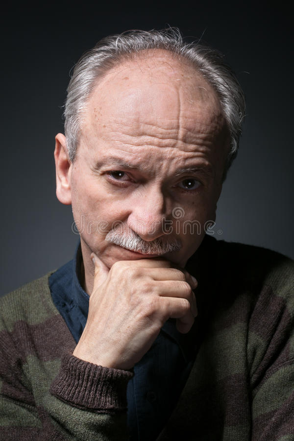 Old Man Royalty Free Stock Images