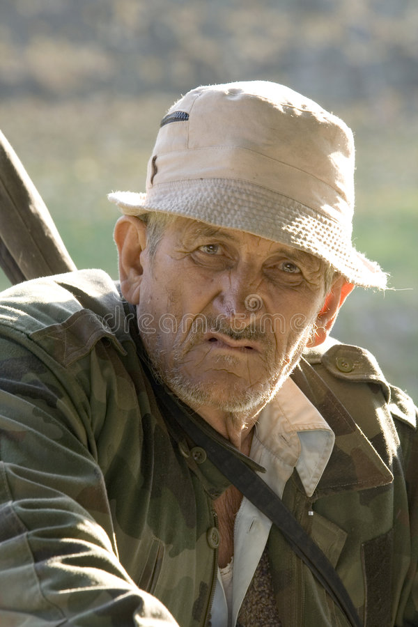 Free Old Man Stock Photography - 6701802