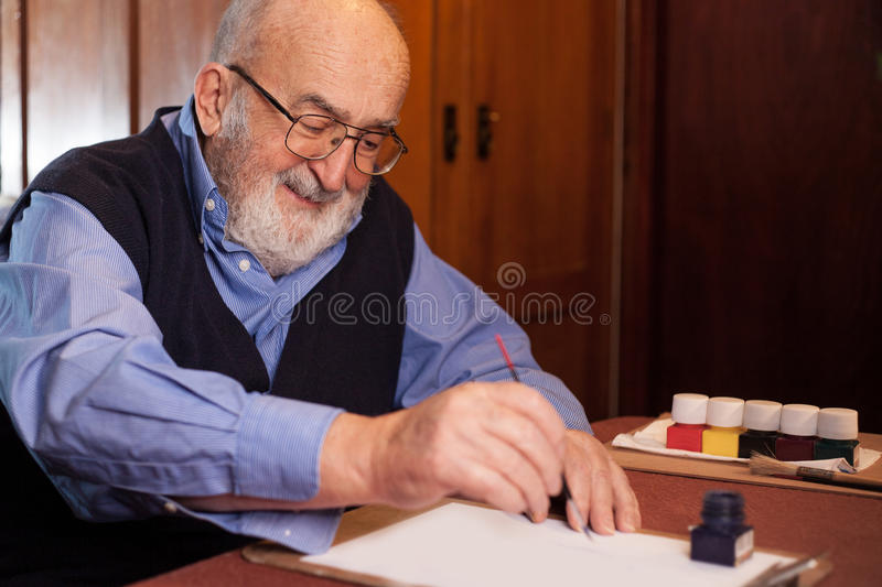 Person Writing A Letter from thumbs.dreamstime.com