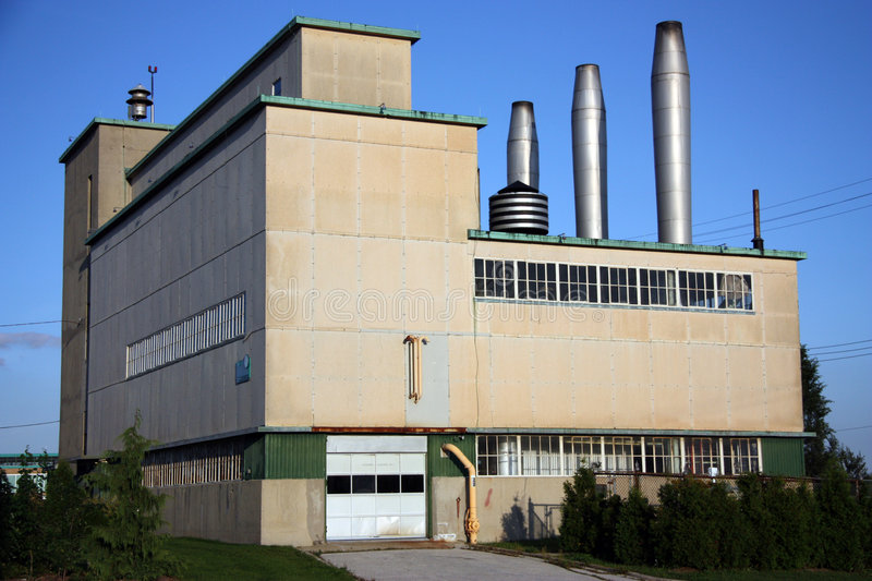 Download Old Manufacturing Plant stock image. Image of factory - 6977301